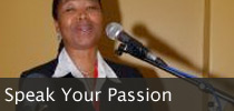 Speak Your Passion